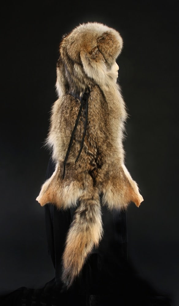 Coyote Mountain Man Style Hat
