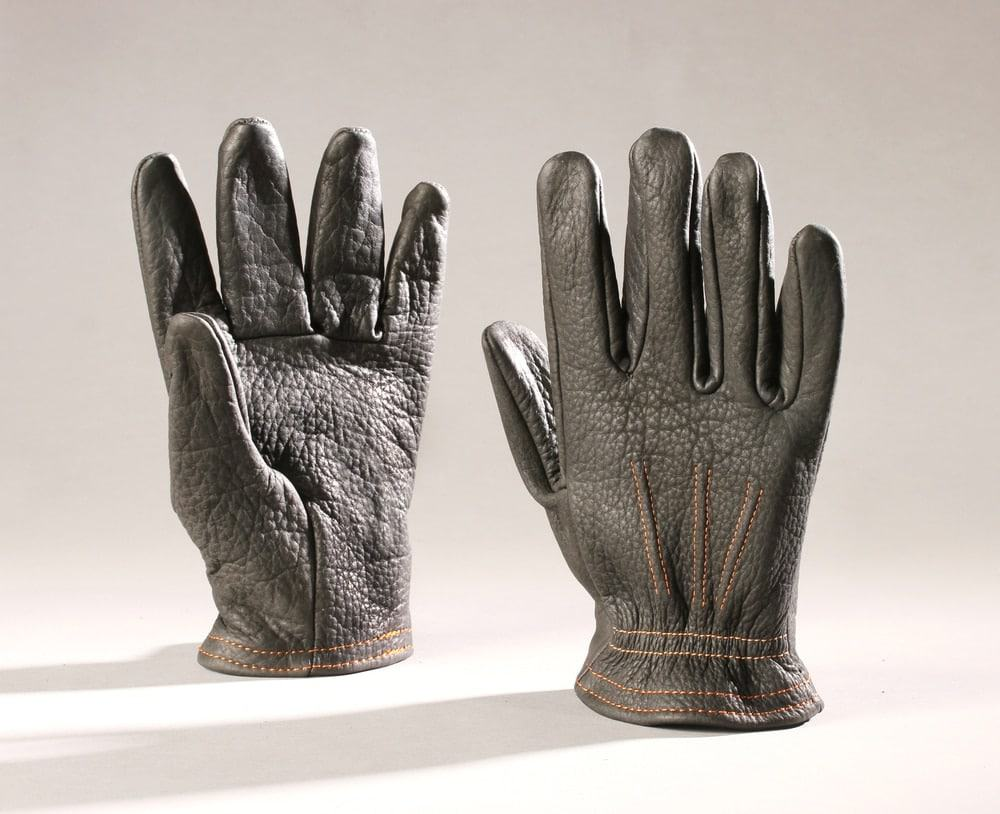 99b659eec3f American Bison (Buffalo) leather gloves are as equally strong as ...