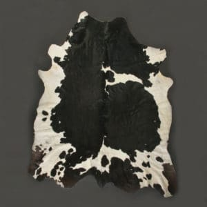 Cow Hide - Black and White
