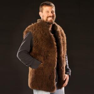 Men's Buffalo Vest