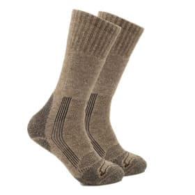 Bison Wool & Silk Pro-Gear Technical Boot Sock