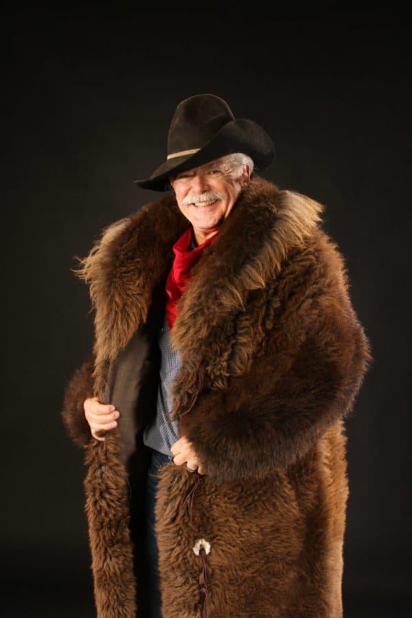 Buffalo Fur Coat
