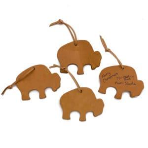 leather-buffalo-ornament-tags-group